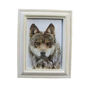 Fotorámeček White Wood, 13x18 cm