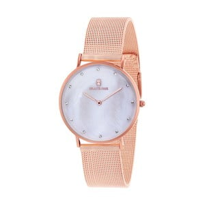 Růžovobílé dámské hodinky Black Oak Susan