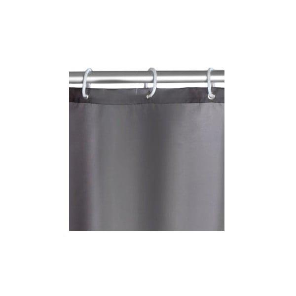 Protiplísňový závěs do sprchy Wenko Grey