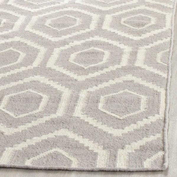 Vlněný koberec Safavieh Casablanca, 76x243 cm