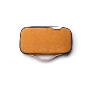 Kapsa na dokumenty Pocket 100, mustard