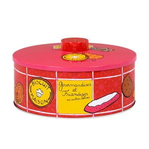 Dóza na pečivo Boite à Gâteaux Maison
