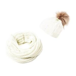 Sada čepice a šály Lavaii Maria