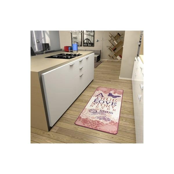 Kuchyňský koberec True Love, 67x180cm