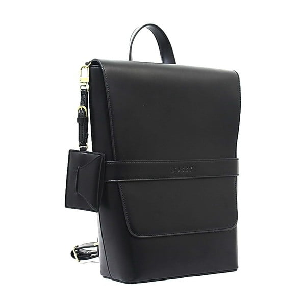 Elegantní batoh Bobby Black - černá