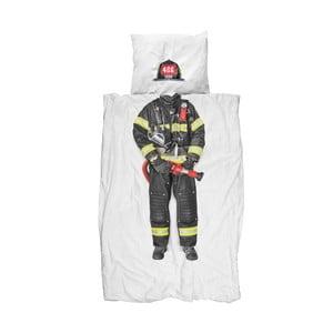 Povlečení Snurk Firefighter, 140x200cm