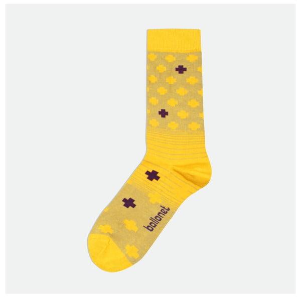 Ponožky Positive, velikost 41-46