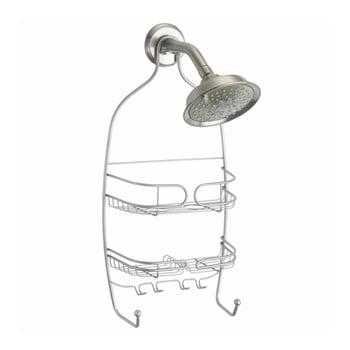 Organizator suspendat pentru cabina de duș iDesign Neo, argintiu