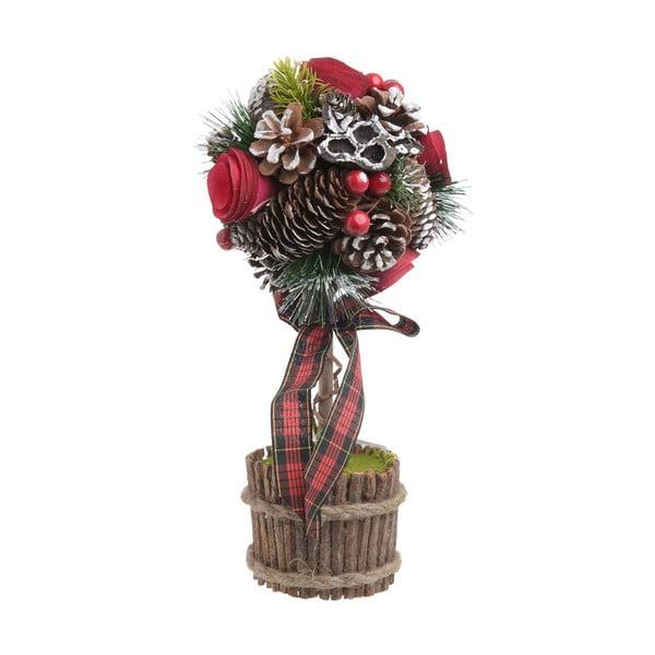 Vánoční dekorace ve tvaru stromku InArt Gabriele