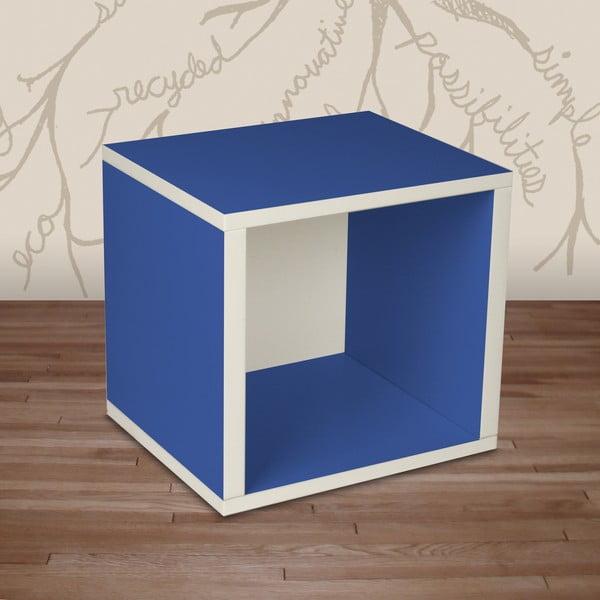 Police Cube, modrá