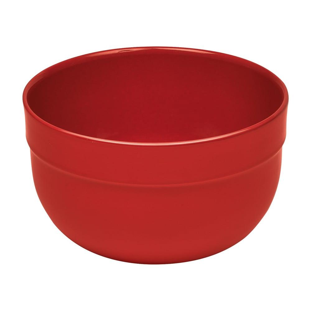 Červená hluboká salátová mísa Emile Henry, ⌀ 17,5 cm
