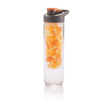 Sticlă portocalie cu filtru XD Design Loooqs, 800 ml de la XD Design