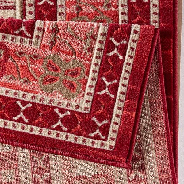 Červený koberec Hamla Orient, 160x230 cm