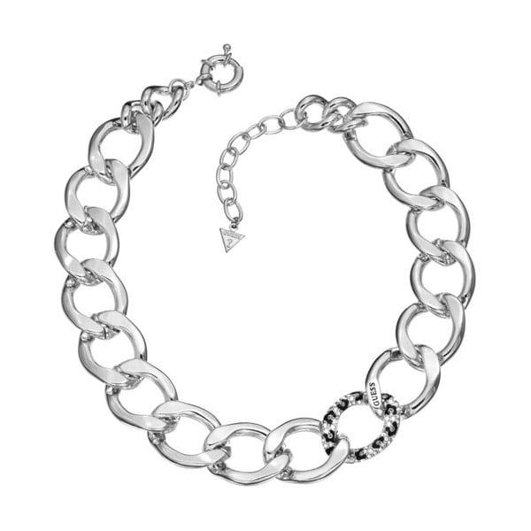 Náhrdelník Guess Silver Chain