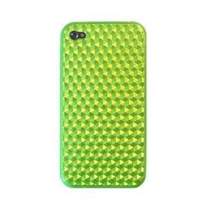 Ochranný obal na iPhone 4/4S, Diamond Green