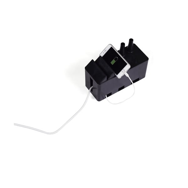 Rozcestník na kabely DOIY Factory Black