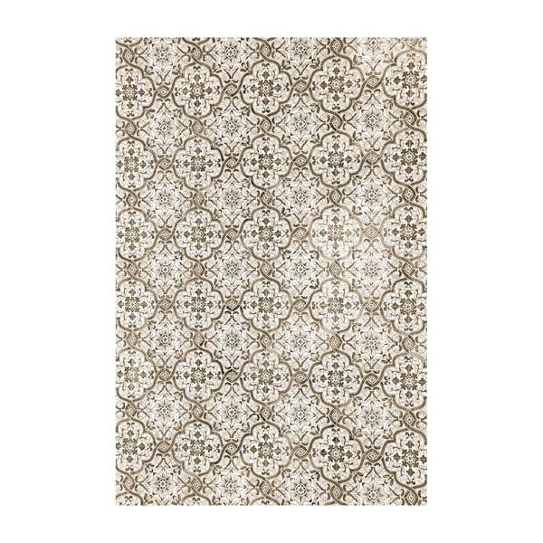 Vinylový koberec Lisboa Marrón, 133x200 cm