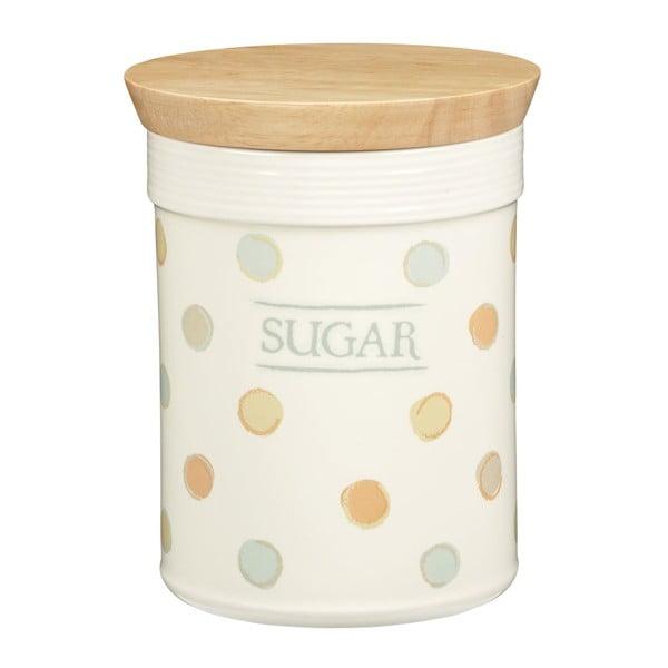 Puntíkatá dóza na cukr Classic Dots