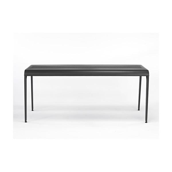 Sivý záhradný jedálenský stôl Ezeis Ambroise