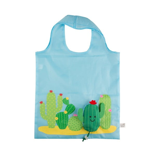Torba na zakupy Sass & Belle Colorful Cactus