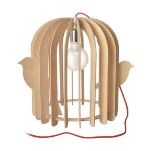 Veioză din lemn Le Studio Birdcage