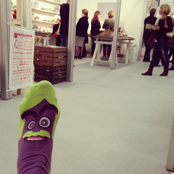 Ponožky Sigmund (velikost M)
