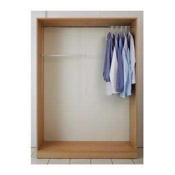 Set 2 scări și tijă extensibilă pentru haine Compactor imagine
