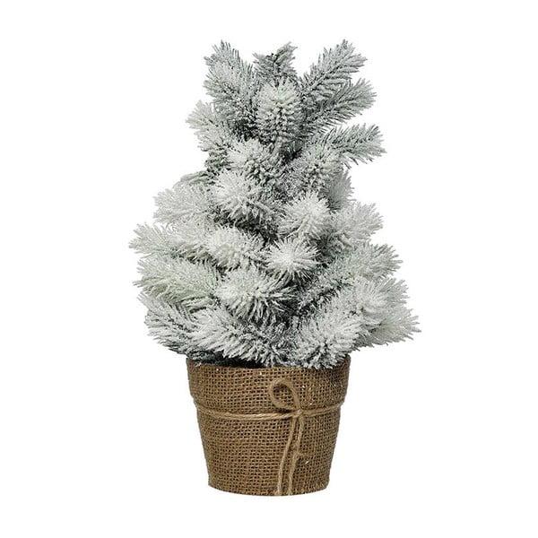 Plastový stromek Xmas Snow, 40 cm