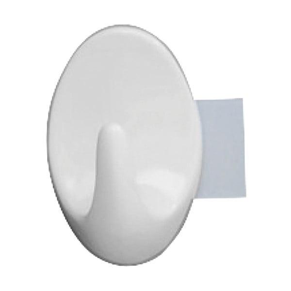 Set 2 cârlige de perete Wenko Strip It Maxi Hooks White