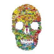 Plakát Skull Large