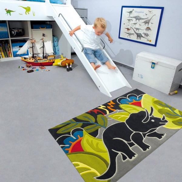 Ručně tkaný koberec Joy Dino, 110x160 cm