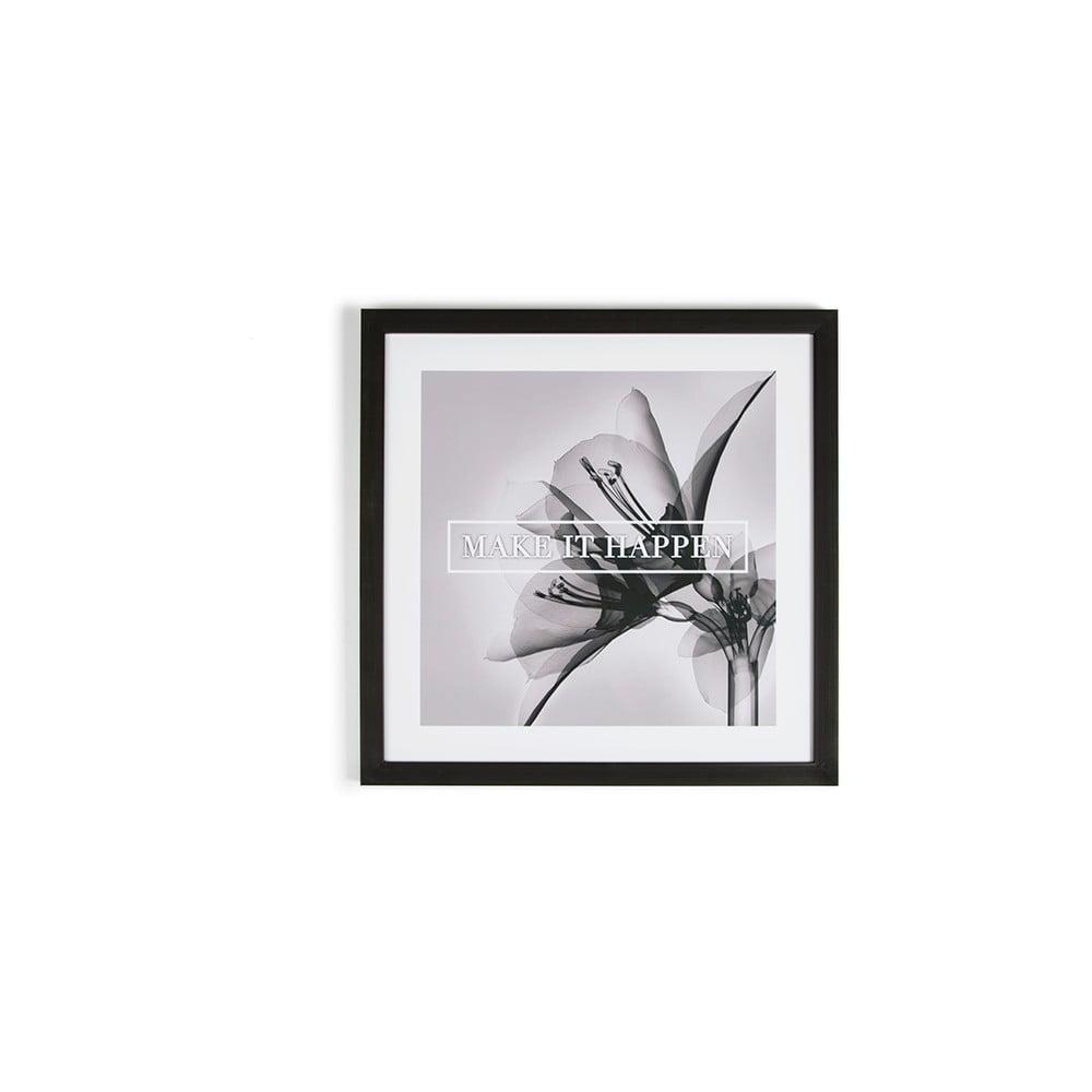 Obraz v rámu Graham & Brown Make It Happen,50x50cm
