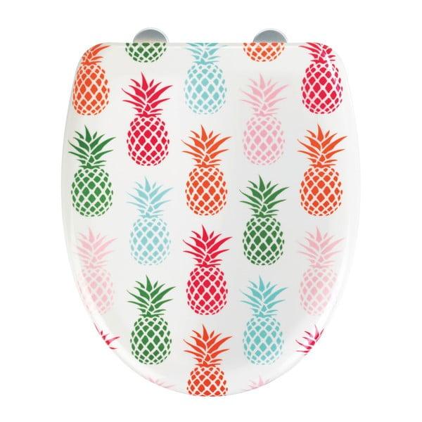 Ananas WC-ülőke, 45 x 38 cm - Wenko