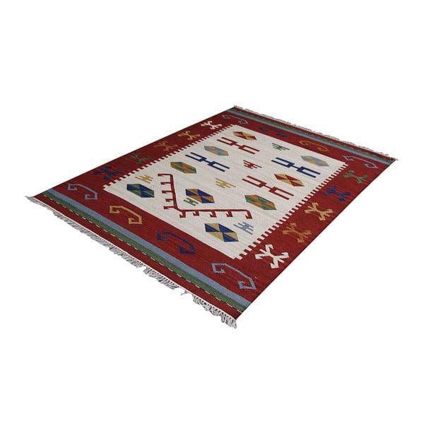 Ručně tkaný koberec Kilim Classic KL81 Mix, 125x185 cm