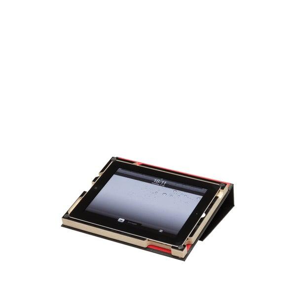 Business obal G2 na iPad 2/3/4, červený/černý