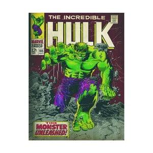 Obraz Pyramid International Incredible Hulk, 60 x 80 cm