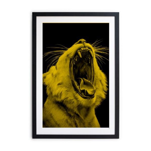 Zarámovaný plakát Really Nice Things Roar, 40x60cm