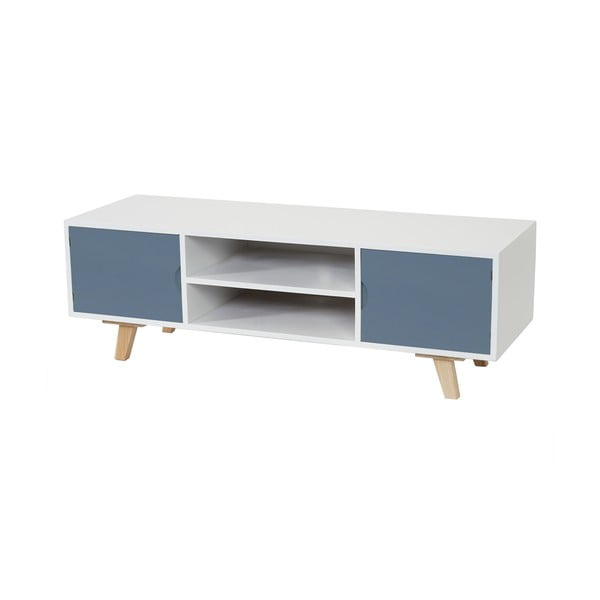 Televizní stolek Vaasa Blue