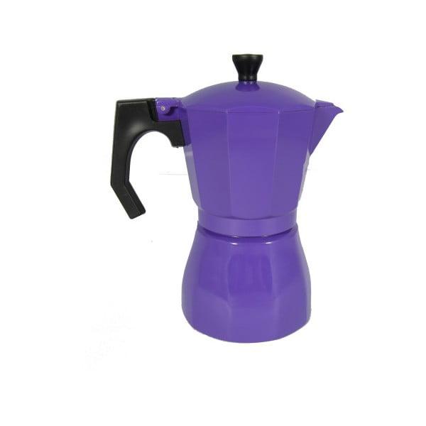 Fialová mokka kanvička JOCCA Coffee Maker