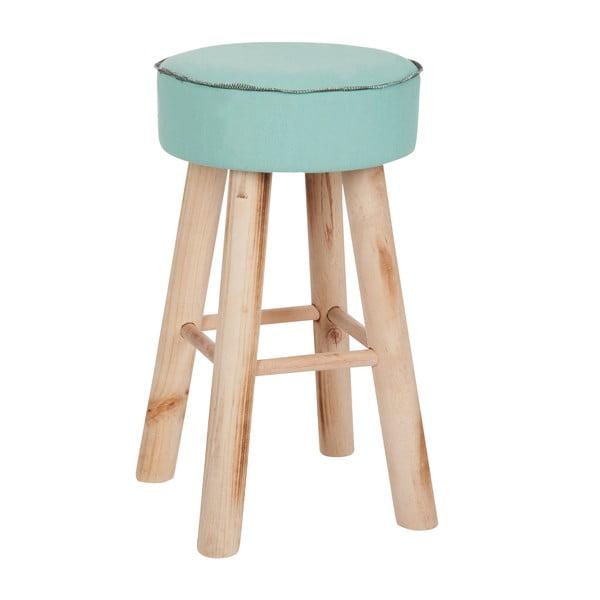 Stolička na sezení J-Line Cotton Mint