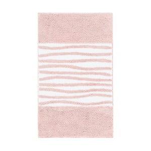 Koupelnová předložka Morgan Blush, 60x100 cm