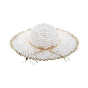 Pălărie de soare BLE by Inart Blanca