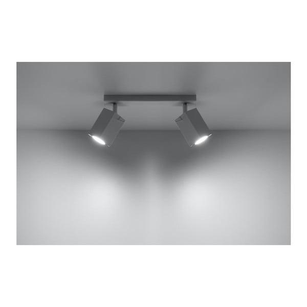 Bílé stropní světlo Nice Lamps Toscana2