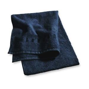 Tmavě modrý ručník Esprit Solid, 35x50cm