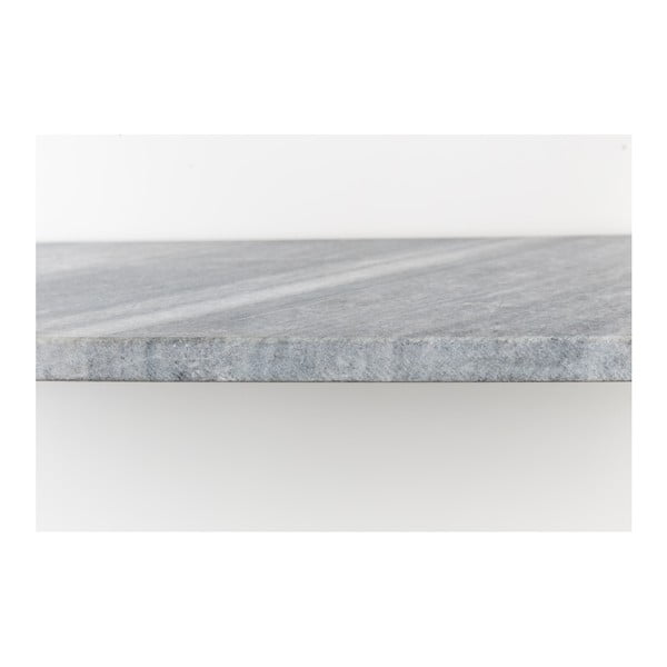 Raft de perete din marmură Zuiver Fad, gri