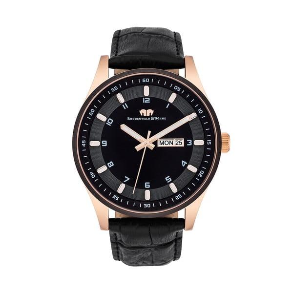 Pánské hodinky Rhodenwald&Söhne Couragian Black