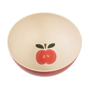 Bol din bambus Rex London Vintage Apple, ⌀ 24 cm