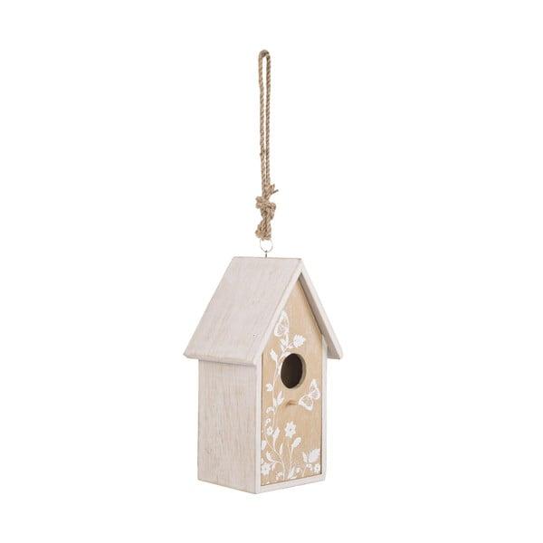 Ptačí budka Home, přírodní