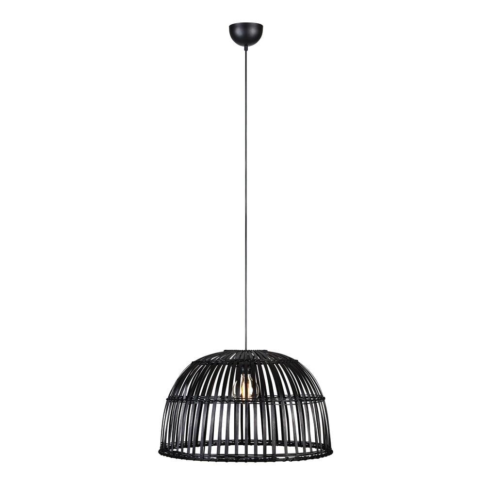 Černé závěsné svítidlo Markslöjd Cottage Pendant 1L