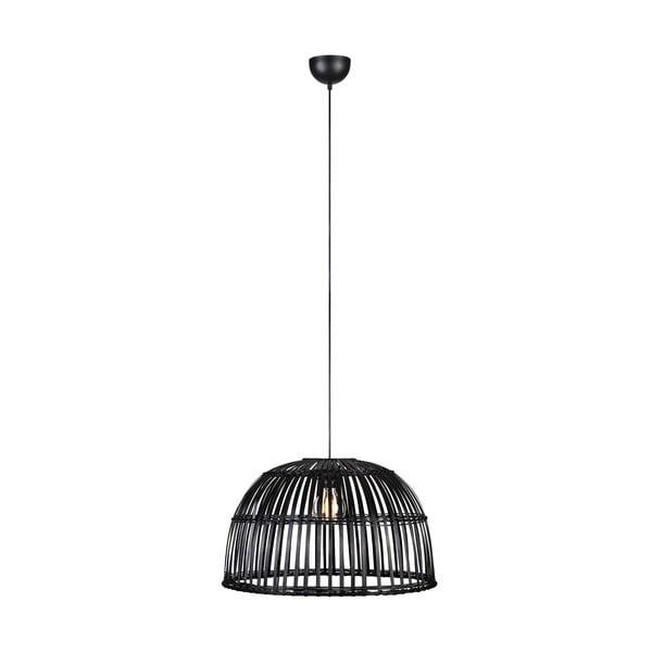 Čierne závesné svietidlo Markslöjd Cottage Pendant 1L